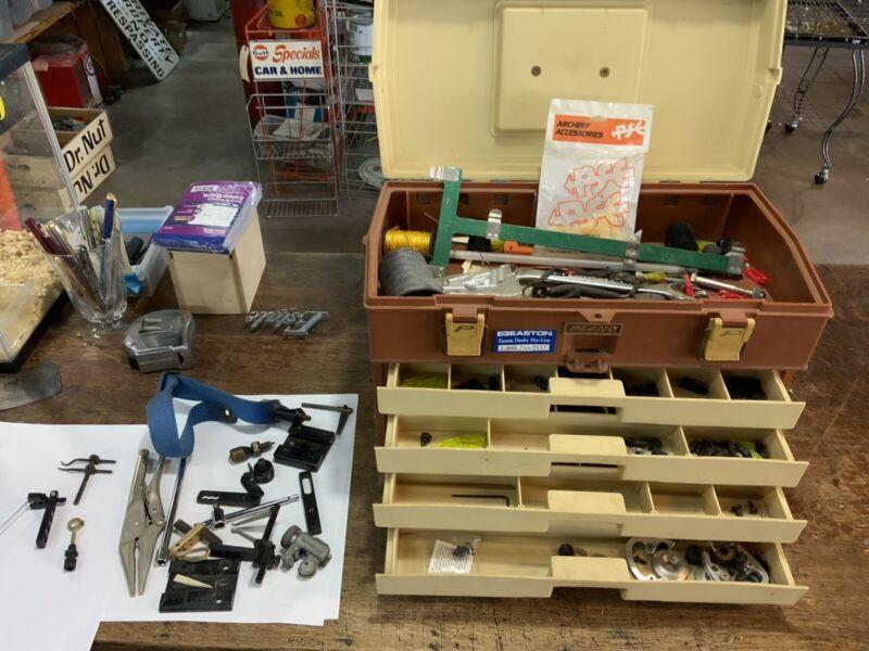 ARCHERY BOW & ARROW MAINTENANCE KIT/REPAIR KIT LOT