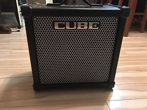Roland Cube 80 GX + Boss Pedals