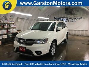2014 Dodge Journey LIMITED*POWER SUNROOF*7 PASSENGER W/REAR AIR*