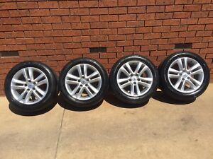 Ford G6 rims / wheels suit falcon fairmont g6e