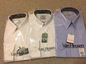 Van Heusen long sleeve business shirts Strathfield South Strathfield Area Preview