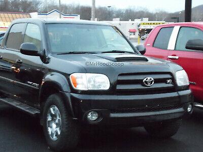 2000-2013 Hood Scoop for Toyota Tundra By MrHoodScoop UNPAINTED -
