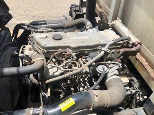 Isuzu 4HK1 Engine complete 190000 kms  from 2007 NPR 200 . Stock EINPR1081 Kenwick Gosnells Area Preview
