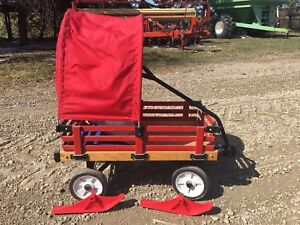 Lull Red Wagon