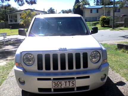2009 JEEP PATRIOT FOR SALE!!! Kippa-ring Redcliffe Area Preview