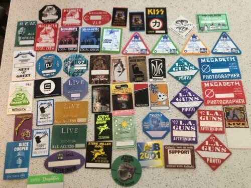 """LARGE """"Rock"""" Pass bundle - 100 Pass bundle #21"""