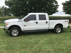 2013 Ford F-250 Diesel SWAP/TRADE
