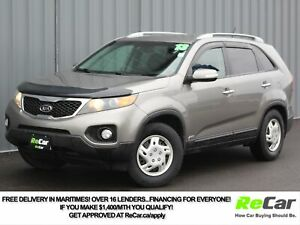 2013 Kia Sorento LX V6 AWD | HEATED SEATS | BACK UP CAM