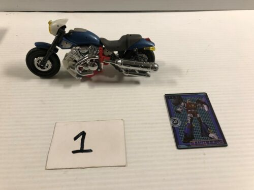 DX9  Transformers Challenge of the GoBots D02 Salmoore Cy-Kill Figure