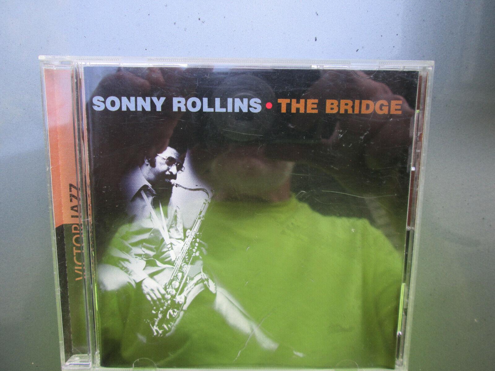 Sonny Rollins The Bridge Jazz Sax RARE CD Album Jazz NICE CLEAN COPY  - $11.99