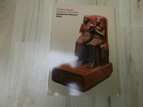 Ägyptisches Museum Berlin – Staatliche Museen Preußiger Kulturbesitz – 1980