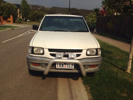 Holden rodeo 1999 auto Plenty Nillumbik Area Preview