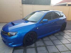 2009 SUBARU WRX Adelaide CBD Adelaide City Preview