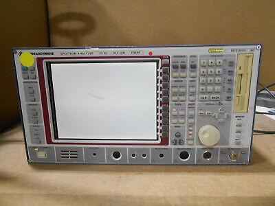 Rohde Schwarz Fsem30 20hz-26.5ghz 1079.8500 Sprectrum Analyzer
