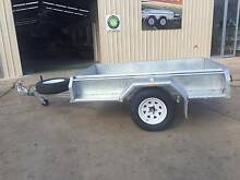 7X4 GALVANISED Braked Box Trailer ON SALE!!!! Para Hills West Salisbury Area Preview