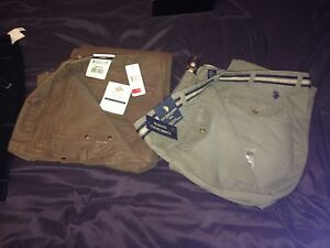 Men's pants size 38x32 and size 38x30