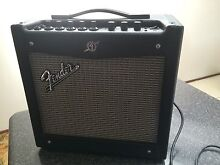 Fender Mustang 1 guitar amplifier (Hardly used) St Andrews Campbelltown Area Preview