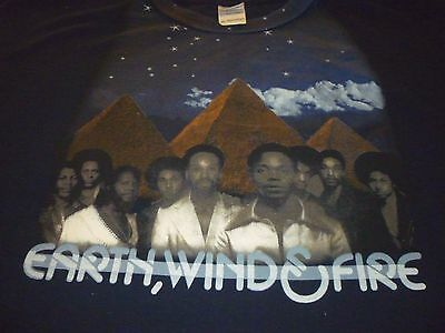 Earth, Wind & Fire Tour Shirt ( Used Size 3XL ) Very Nice Condition!!!