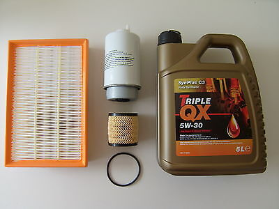 FITS FORD TRANSIT MK7 2006-2013, SERVICE KIT, 2.4 DIESEL , OIL INCLUDED 7 LTRS