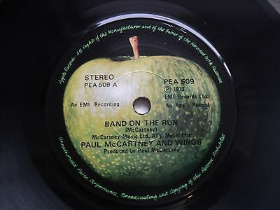 Paul McCartney and Wings - Band on the Run- Rare & Unknown MALAYSIA release (Wings Band Malaysia)