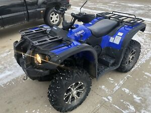 2013 Grizzly 700 ,EFI ,power steering ,500km