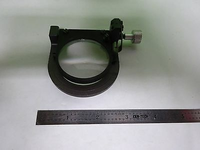 Microscope Part Leitz Wetzlar Germany Orthoplan Lens Optics As Is Bin2b-e-02