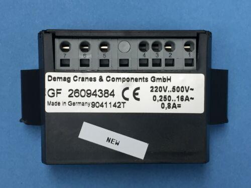 GF Rectifier 26094384