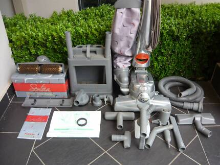 Kirby Sentria G10 Vacuum Cleaner with accessories