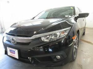 2016 Honda Civic EX-T! BACK UP CAMERA! SUNROOF! ALLOYS!