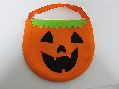 Halloween Tasche * Kürbis * Trick or Treat Handbag