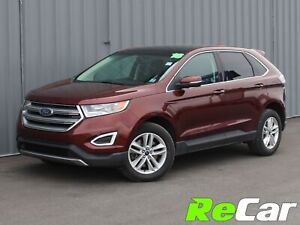 2016 Ford Edge SEL AWD | HEATED LEATHER | NAV | SUNROOF