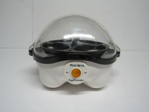West Bend Automatic Electric Egg Cooker  #86628 USA