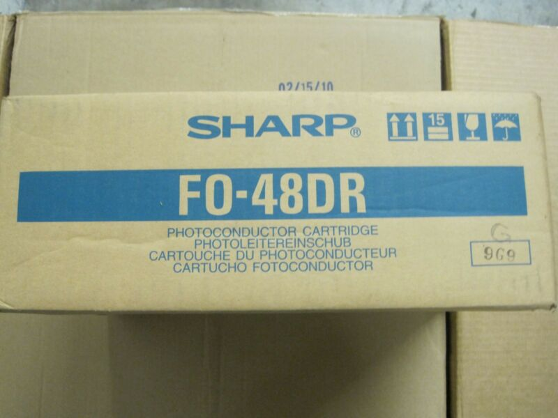 New Sharp FO-48DR Photoconductor Drum Unit Cartridge