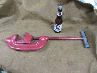 Ridgid 3-s Hd Pipe Cutterrange 1-31-wheelusagdr11.17.20