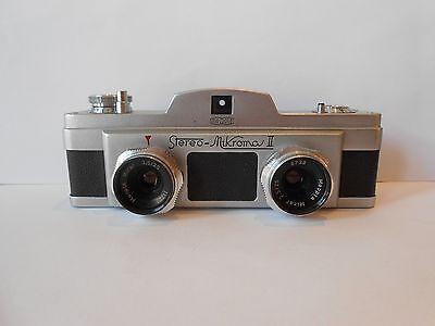 Meopta Stereo-Mikroma II Stereocamera