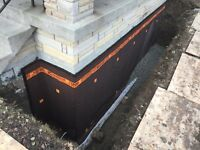 WATERPROOFING WET BASEMENTS