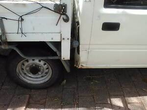 1997 Holden Rodeo Ute Maitland Maitland Area Preview