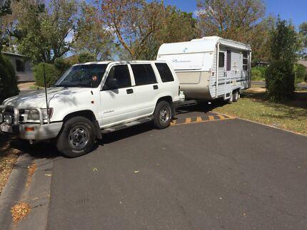 Regent parklane caravan