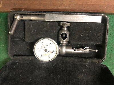 Machinist Tool Lathe Mill Machinist Starrett Last Word Dial Indicator Gage Dra