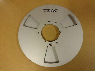 "EMPTY 10"" (26,50 CM) METAL REEL TEAC"