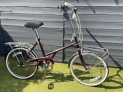 Vintage Ladies Dawes Kingpin Shopper Bike