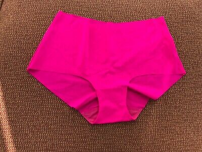 Bright Pink, Ex Store Shorts/Knickers, Medium, UK 10-12 BNWOT, Nylon/Lycra
