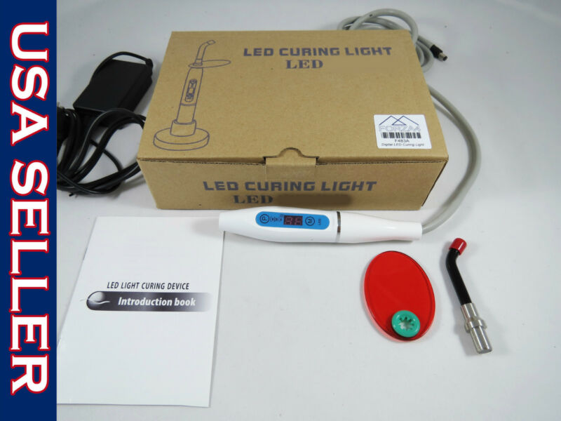 Dental LED Curing Light Cure Lamp USA SELLER FORZA4