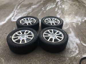 4 Ford F-150 Harley Rims/Tires $1300.00 obo