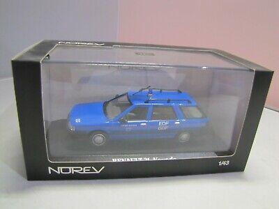 Norev 512108 Renault 21 1985 ''EDF-GDF'' 1:43