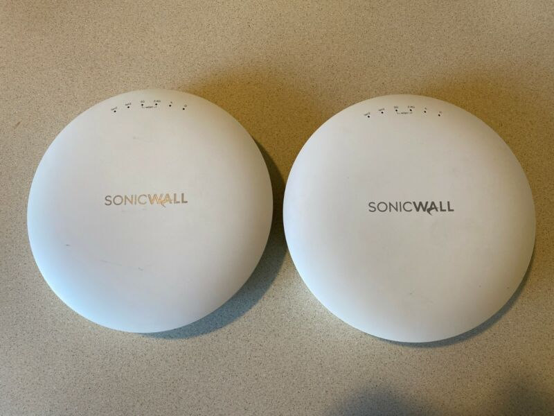 SonicWall SonicWave 432i Wireless Access Point POE+