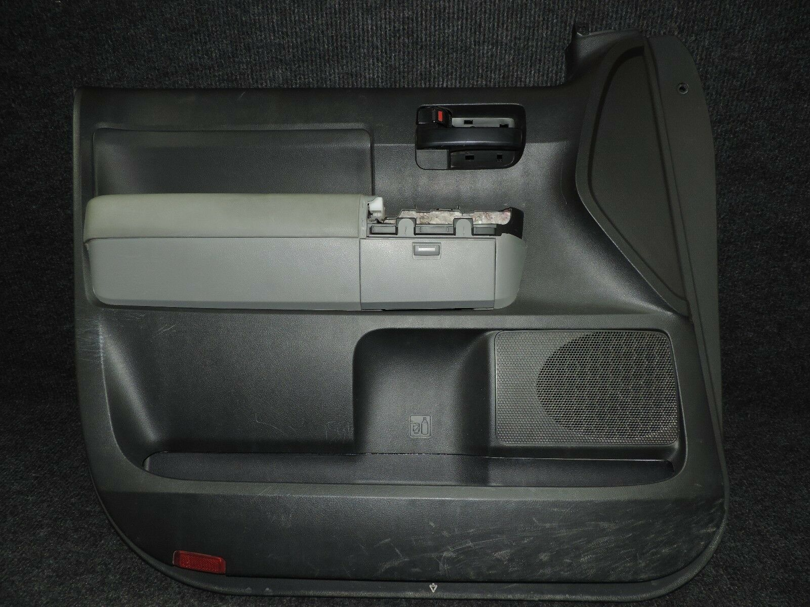 Used Toyota Tundra Interior Door Panels And Parts For Sale 2004 Sequoia Diagram 2007 2013 Double Cab Oem Black Driver Left Hand Front Panel