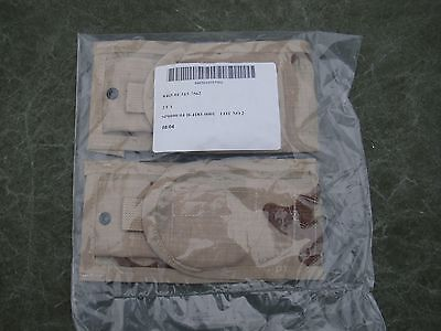NEW Molle II Double 30 Round Mag Pouch DCU Digital Camo Pattern - Lot of two (2) - Circular Patterns