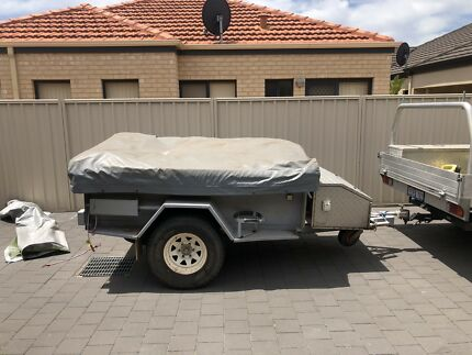 Off road Cavalier camper trailer Coogee Cockburn Area Preview