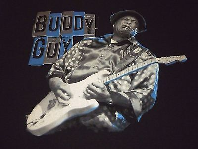 Buddy Guy Tour Shirt ( Used Size XL ) Very Nice Condition!!!